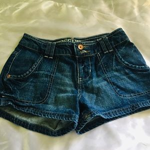 Mossimo Jeans Shorts Size 5